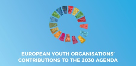 EUROPEAN YOUTH ORGANISATIONS' CONTRIBUTIONS TO THE 2030 AGENDA