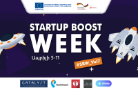 Apply for the Startup Boost Week  event